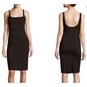 Diane Von Frustenberg Black Bridget Dress